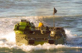The Brazilian Marine Corps Modernizes Its Amphibious Armored Vehicles
