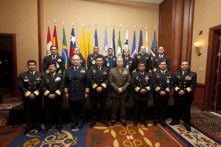 Marine Leaders of the Americas Conference Kicks Off in Peru