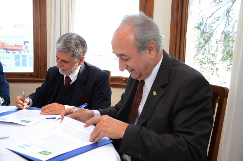 Argentina and Brazil Ratify Commitment to South Atlantic without Nuclear Weapons