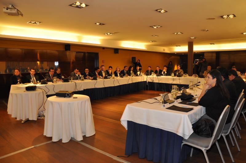Uruguay Hosts Subregional Workshop to Develop New Strategies against Terrorism Financing