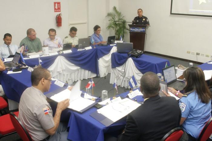 Police Chiefs Meet in El Salvador to Debate Strategies against Drug Trafficking