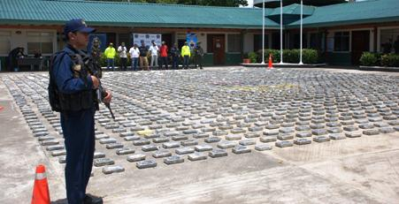 2.2 Tons of Cocaine Seized in Colombian Caribbean Waters