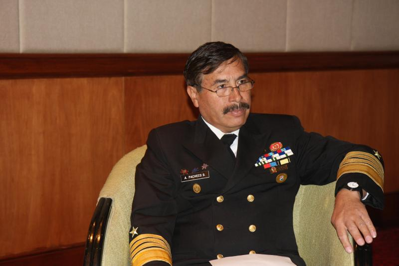 Interview with the Commander in Chief of the Bolivian Armed Forces
