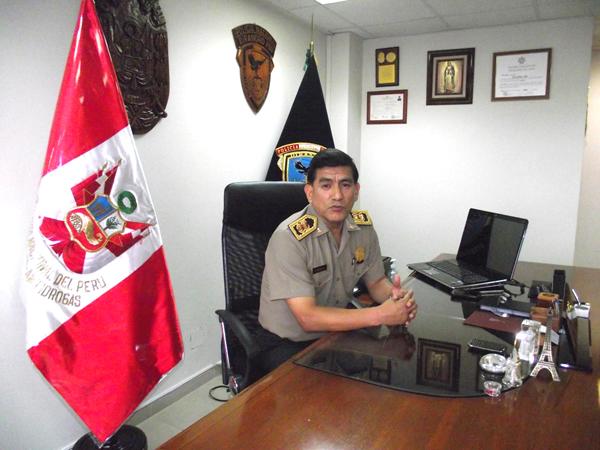 Peruvian Children Victims of Narco-Trafficking
