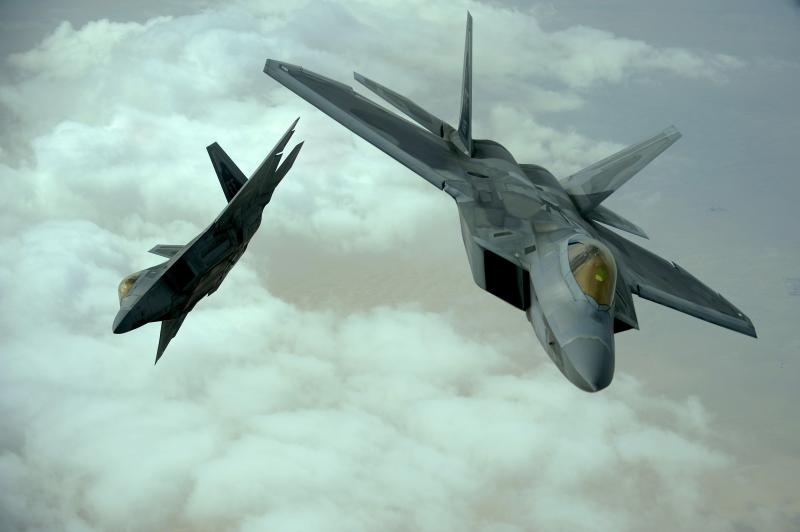F-22 Fleet To Resume Flight Operations