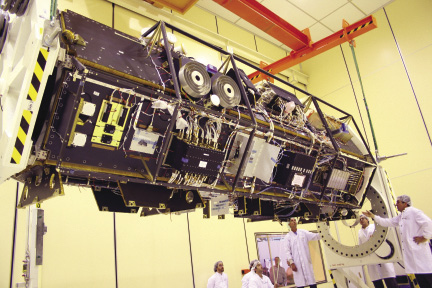Spain Builds Satellite For Its Defense And Security