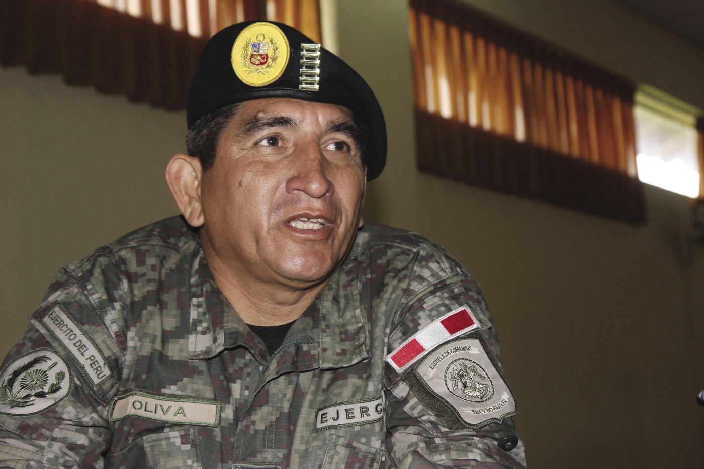 Peru's Commando School