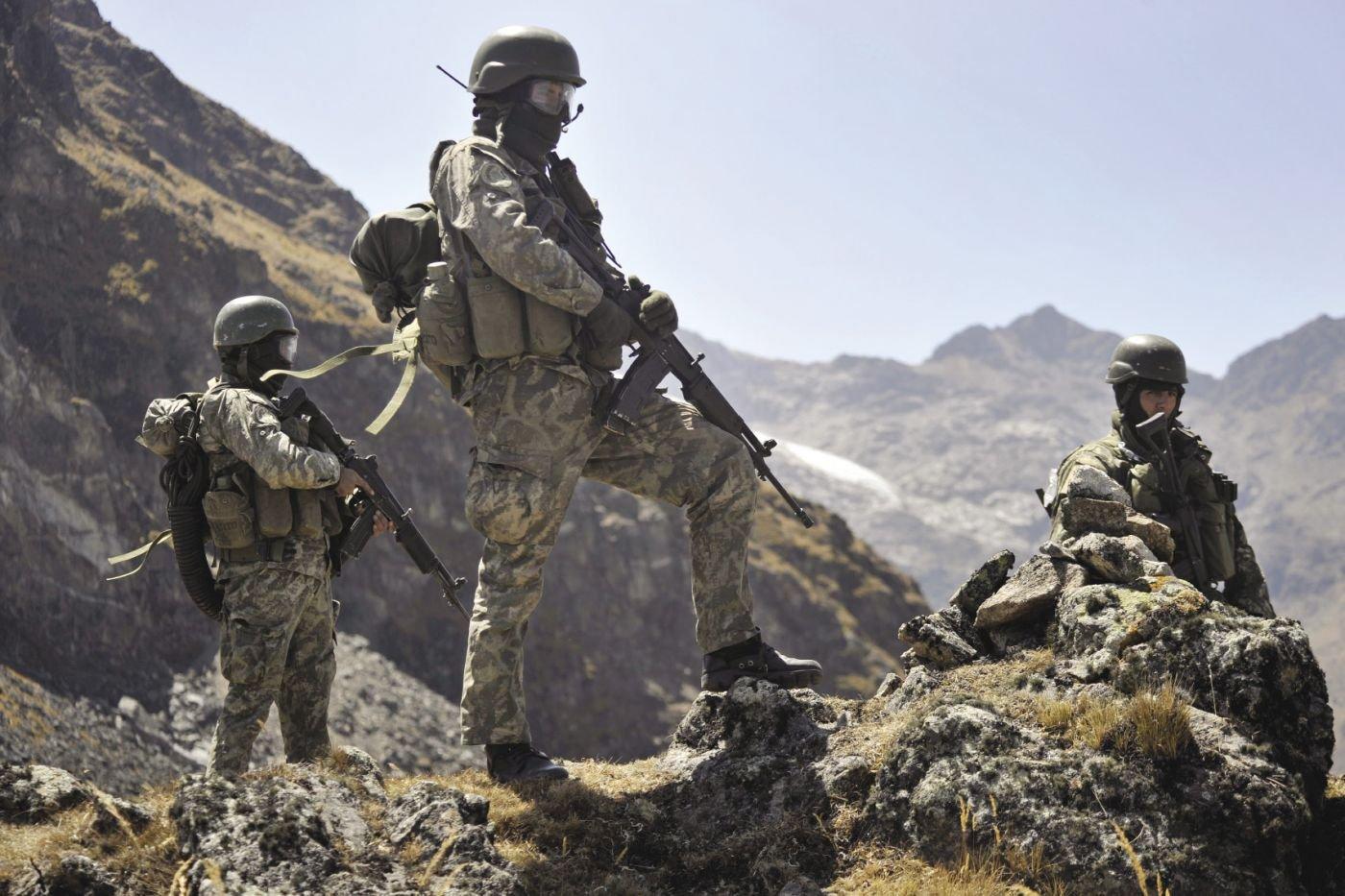 Forces Against Terrorism