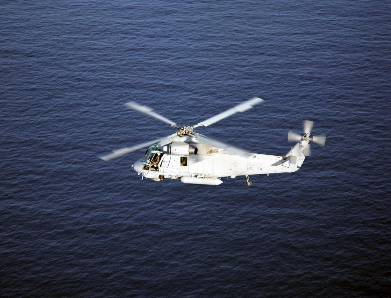 Ecuador Requests from the United States the Modernization of Two SH-2G Helicopters