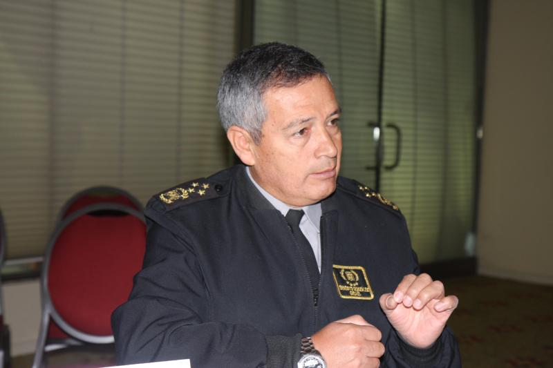 Interview with Ecuadorean General Ernesto González Villareal