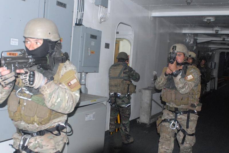 US Navy Trainers, Chilean Special Forces Take Part in Month-Long Training Exchange