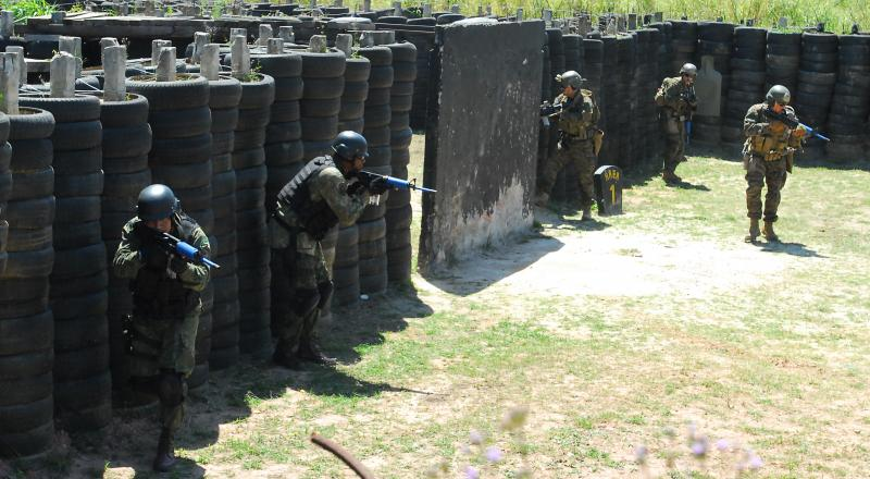 Brazilian and US Marines Engage in Joint Training Exercise, Solidify Relationships