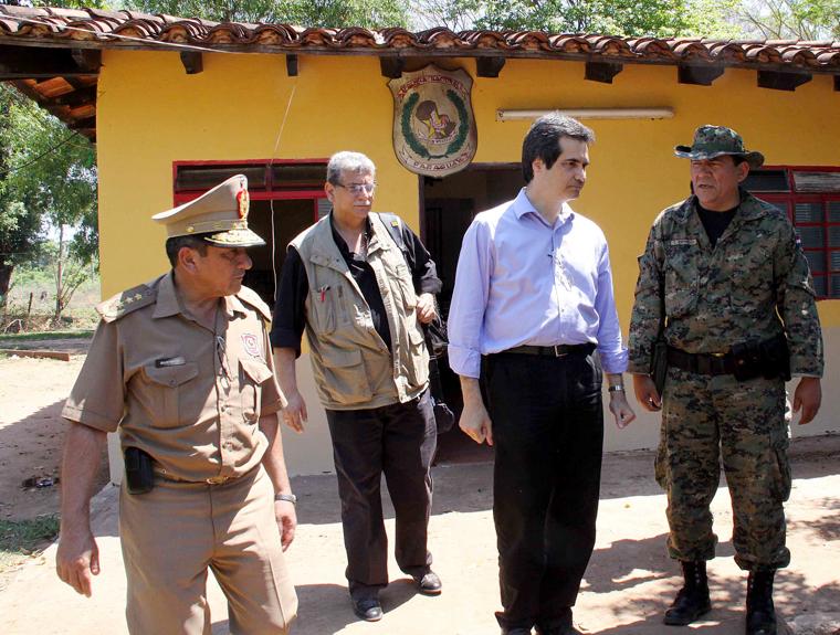 Top Paraguayan Official Probes Link Between Rebel Group, Drug Trade