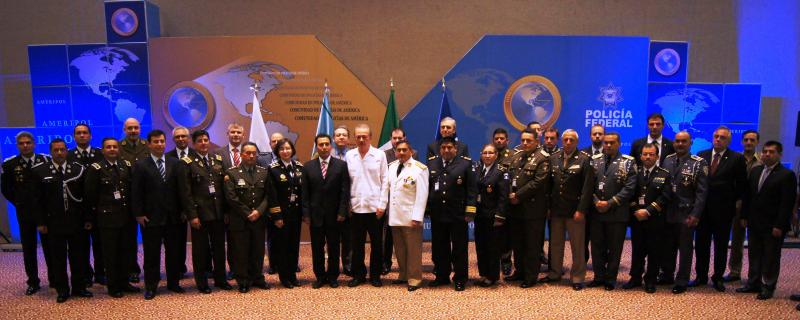Ameripol Brings Together Latin American Police Chiefs