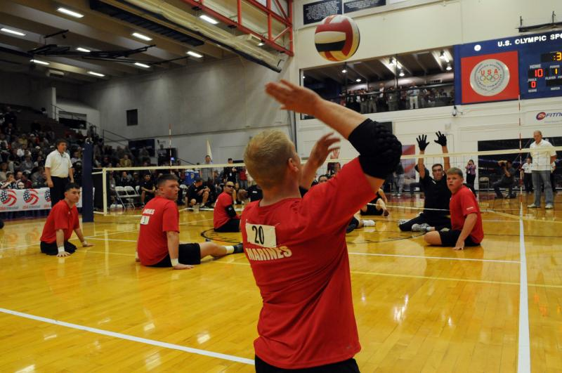 Third Annual Warrior Games Announced
