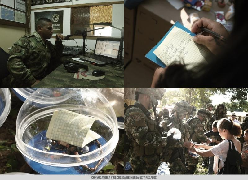 Operation Rivers of Light 2011 Invites Colombian Guerrillas to Demobilize