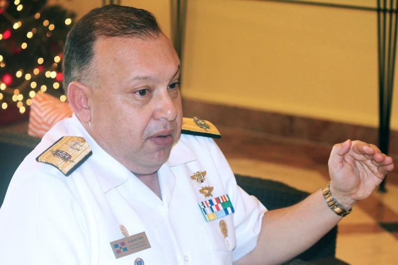Interview with Rear Admiral Homero Luis Lajara Solá of the Dominican Republic