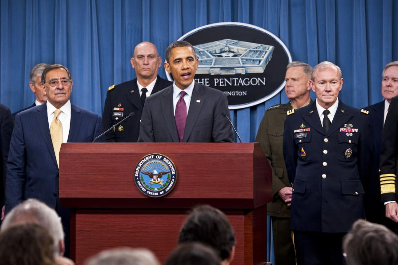 Obama: Future Force Will be Smaller, Agile, Ready