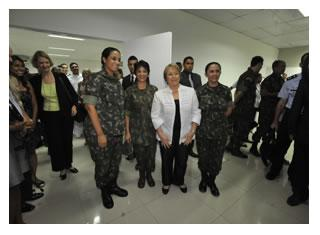 Brazil to Expand the Female Presence in Peace Operations