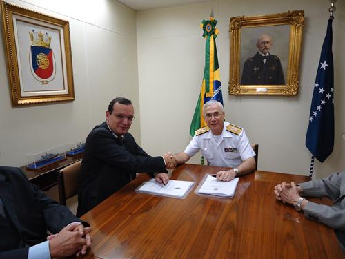 Brazilian Navy Orders Another Macaé-Class Patrol Boat