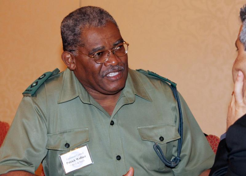 Interview with Lt. Col. Patrick Wallace, Commander of the St. Kitts and Nevis Defence Force