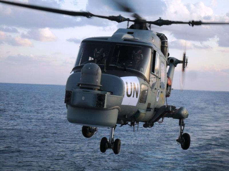 Super Lynx: Eyes and Ears of the Brazilian Fleet