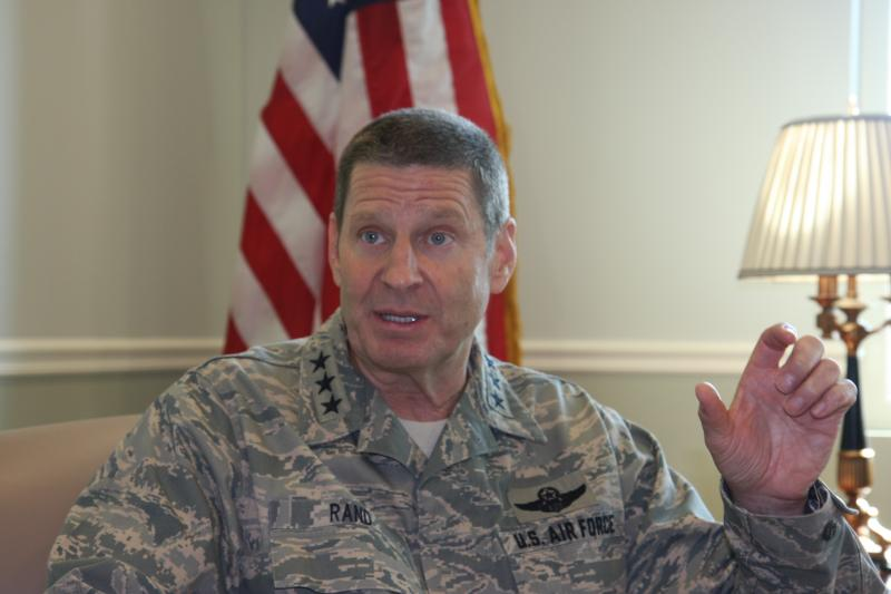 Interview with Lieutenant General Robin Rand, 12th US Air Forces Southern Commander