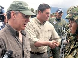 Colombia Reinforces Military Presence in Response to FARC Attacks