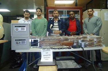 Dominican Republic Dismantles International Network of Drug Traffickers