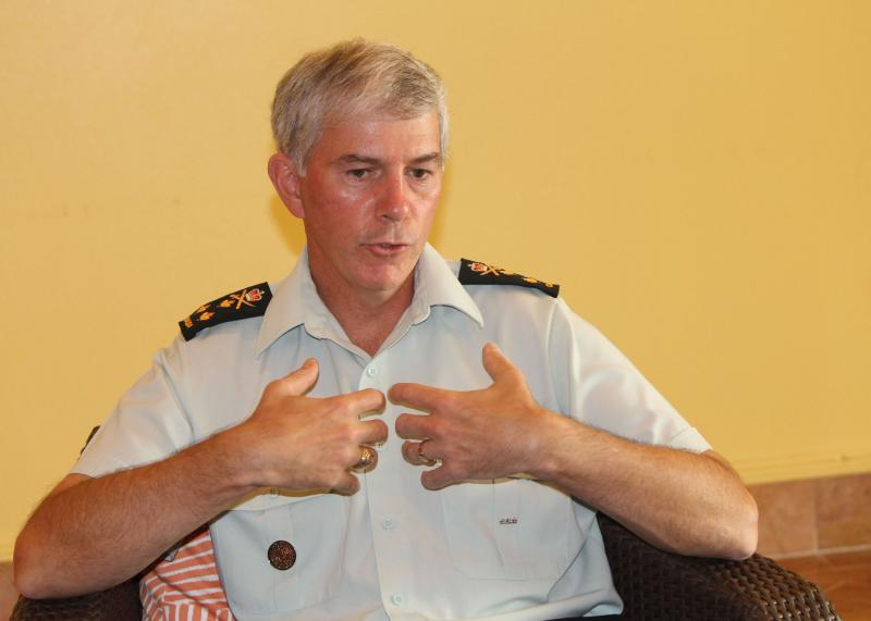 Interview with Lieutenant General Guy Thibault, Chair of the Inter-American Defense Board