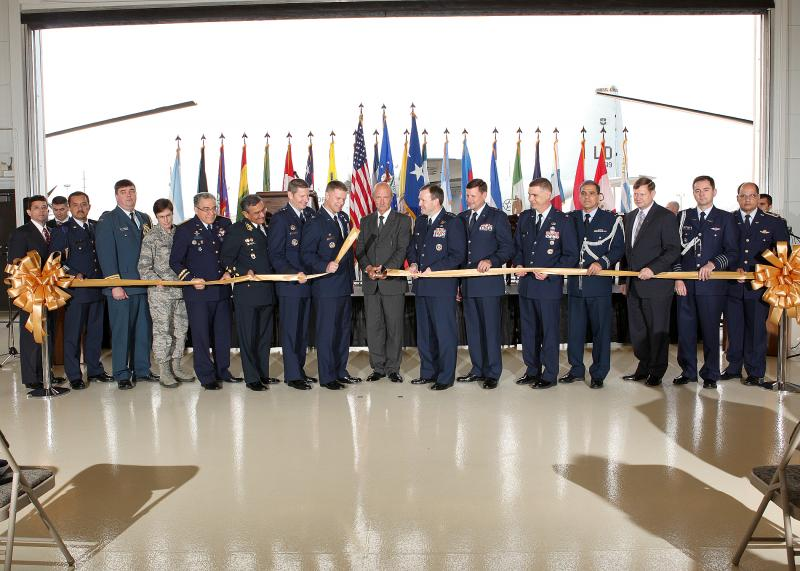 Inter-American Air Forces Academy Opens New Airfield Training Complex