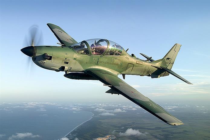 Peru Interested in Ten Super Tucano Attack Planes