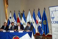 Central America comes together to fight organized crime