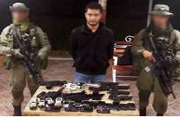 One of the Most Feared Colombian Narcotrafficking Criminals Captured