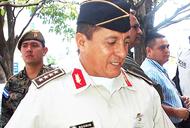 Honduras destroys illicit airstrips