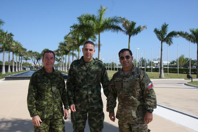 SOUTHCOM Fosters Partner Nation Liaison Officer Program