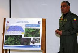 Colombian Army Kills 24 Leftist Rebels