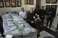 Dominican Republic: Authorities seize 1.5 metric tons of cocaine