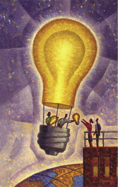 The Reach of Ideas