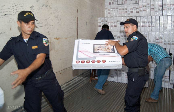 Costa Rica: Fiscal Police targets merchandise smuggling