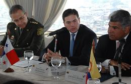 Panama and Colombia Seal Joint Security Assistance Agreement
