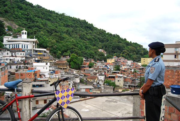 Community policing spreads throughout Brazil