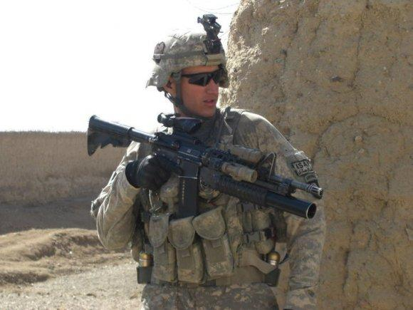 U.S. Army Soldier to be Awarded Distinguished Service Cross for Valor