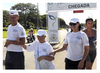 Run for Peace Celebrates Brazil's Success at the 5th Military World Games