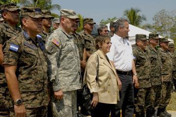 Beyond the Horizon Exercise Begins in Honduras