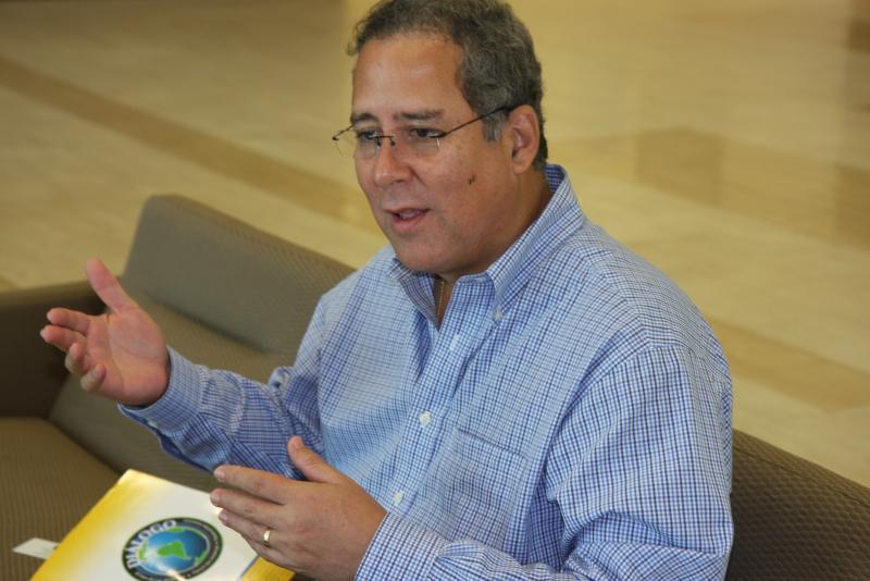 Interview with Honduran Defense Minister Marlon Pascua