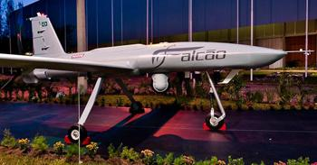 Brazil's UAV Falcão to Make Inaugural Flight Before July
