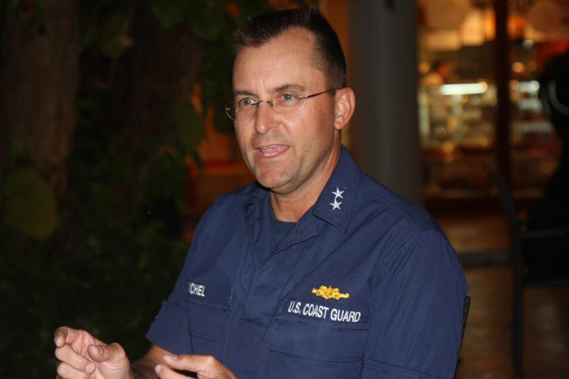 Interview with Rear Admiral Chuck Michel, Director of JIATF-S