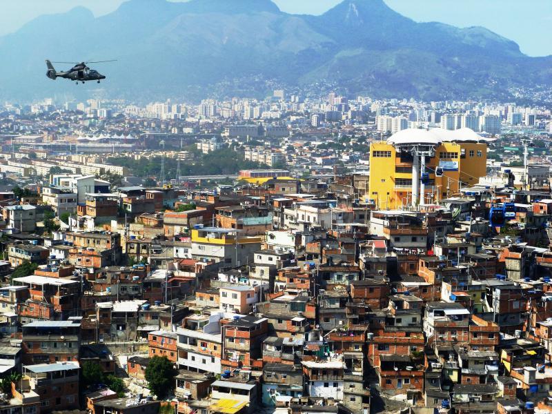 Rio de Janeiro Reinforces Security for Rio+20 UN Summit