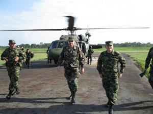 Chilean and Colombian Armies Agree to Collaborate on Personnel Training